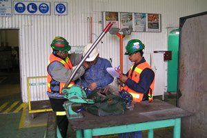 Tempat Kerja & Potensi Bahaya